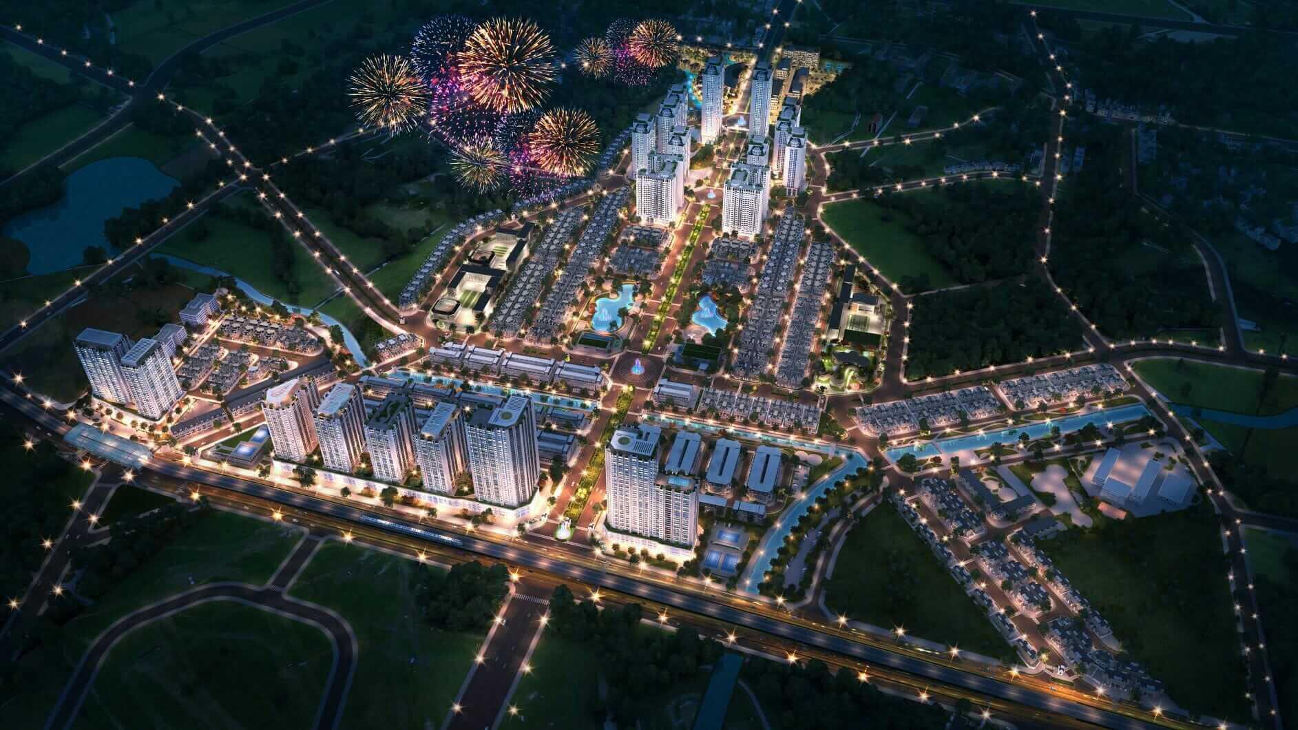 Các đại đô thị đang dẫn dắt xu hướng mua bất động sản tại TP.HCM 1
