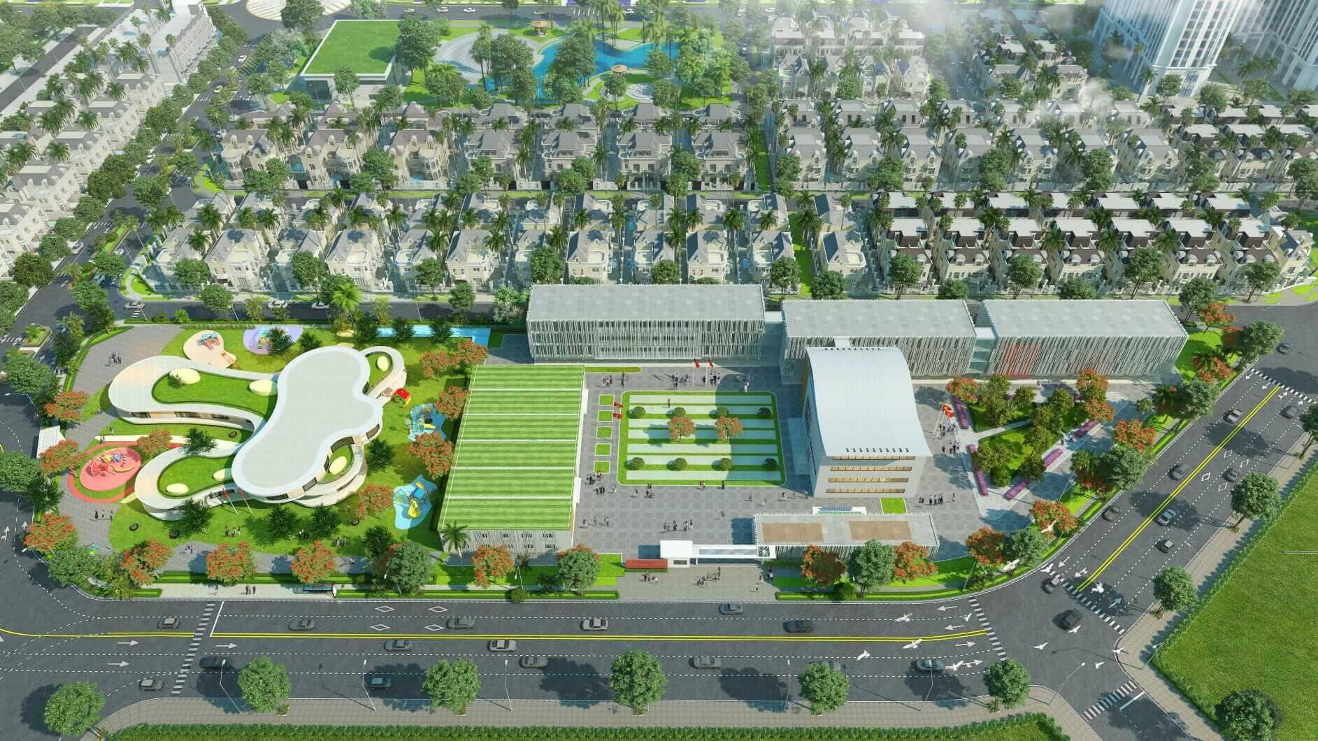 Các đại đô thị đang dẫn dắt xu hướng mua bất động sản tại TP.HCM 4