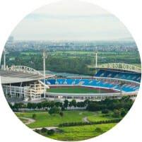 An Lạc Green Symphony | Dự án Khu đô thị Vân Canh Hoài Đức - Vị trí
